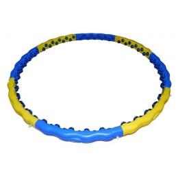 Массажный обруч Dynamic Hoop JS-6018 (2 кг) в интернет-магазине