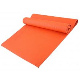 Коврик для йоги и фитнеса Star Fit (173х61х0,4см) оранжевый в интернет-магазине