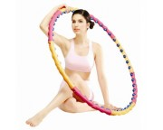 Фото Фитнес-обруч Dynamic Health Hoop S (1,6 кг)