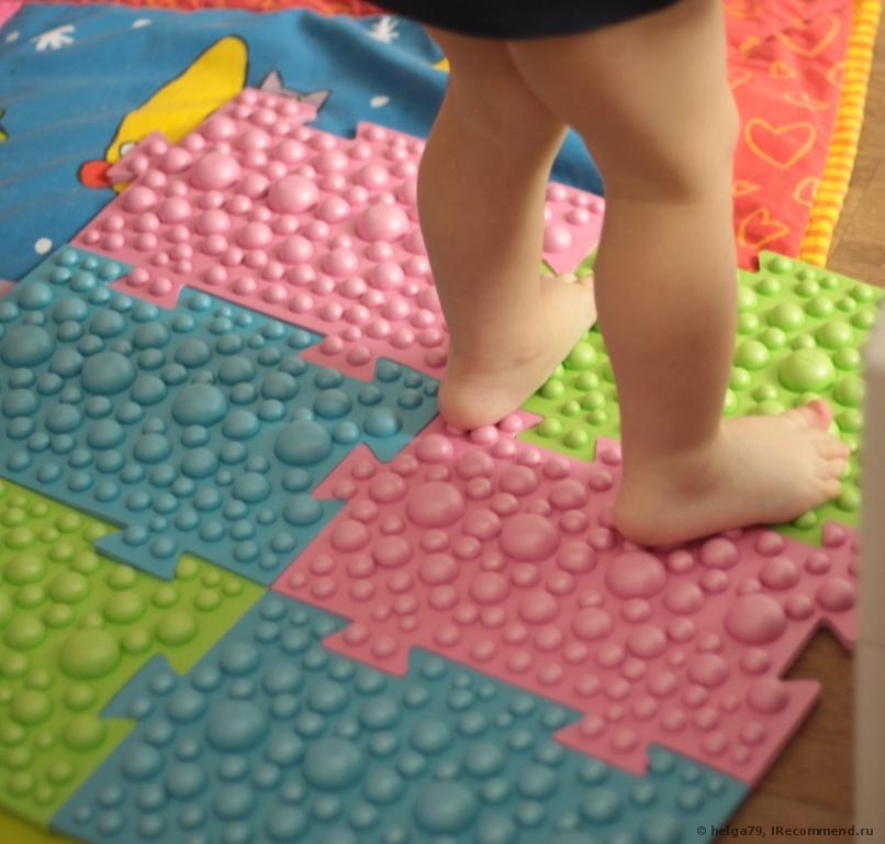 детский коврик для ног