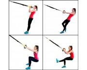 Петли тренировочные Suspension Training Fit Studio
