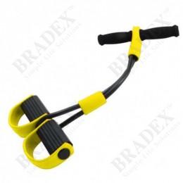 Тренажер для фитнеса с эспандерами «ФИТНЕС-ТРЕНЕР»  в интернет-магазине