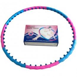 Массажный обруч - хулахуп для похудения (1 кг), JS-6011 в интернет-магазине