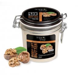 Подтягивающее масло для тела «Средиземноморский орех», Organic Shop в интернет-магазине
