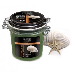 Антицеллюлитный гель для душа «Морское SPA», Organic Shop в интернет-магазине