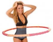 Массажный обруч для похудения Health One Hoop (1,6 кг)