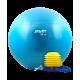 Гимнастический мяч Star Fit (диаметр 55 см), с насосом