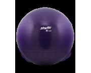 Гимнастический мяч Star Fit (диаметр 85 см), фиолетовый