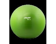 Гимнастический мяч Star Fit (диаметр 85 см), зеленый