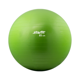 Гимнастический мяч Star Fit (диаметр 85 см), зеленый в интернет-магазине