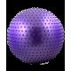 Массажный мяч Star Fit (диаметр 65 см), фиолетовый