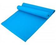 Коврик для йоги и фитнеса Star Fit (173x61x0,3см) синий