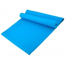 Коврик для йоги и фитнеса Star Fit (173x61x0,3см) синий в интернет-магазине