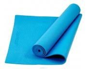 Коврик для йоги и фитнеса Star Fit (173х61х1 см), синий