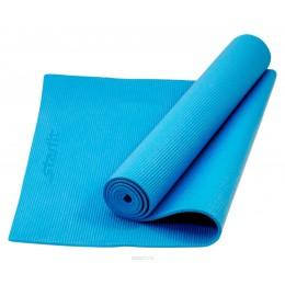 Коврик для йоги и фитнеса Star Fit (173х61х1 см), синий в интернет-магазине