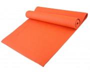Коврик для йоги и фитнеса Star Fit (173х61х0,4см) оранжевый