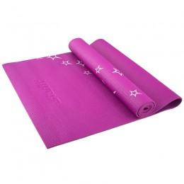 Коврик для йоги и фитнеса Star Fit (173х61х0,4см) с рисунком в интернет-магазине