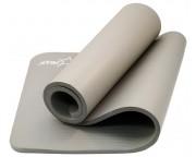 Коврик для йоги Star Fit NBR 183x58x1 см, серый