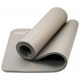Коврик для йоги Star Fit NBR 183x58x1 см, серый в интернет-магазине