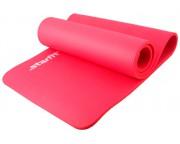 Коврик для йоги Star Fit NBR, 183x58x1,2 см, красный
