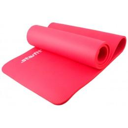 Коврик для йоги Star Fit NBR, 183x58x1,2 см, красный в интернет-магазине