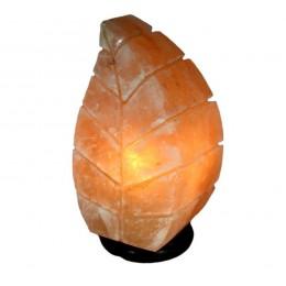 """Солевая лампа """"Лист"""", 3,5 - 4 кг в интернет-магазине"""