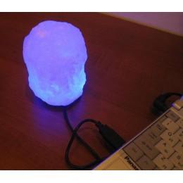 """Солевая лампа Mini USB """"Скала"""", 0,3 - 0,5 кг в интернет-магазине"""