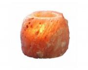 Солевой подсвечник, 1-1,2 кг