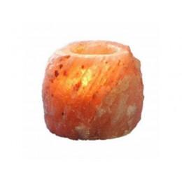 Солевой подсвечник, 1-1,2 кг в интернет-магазине