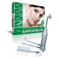 Дарсонваль для лица, тела и волос Gezatone Biolift4 201s (4 насадки) в интернет-магазине