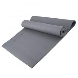 Коврик для йоги и фитнеса Star Fit (173х61х1 см), серый в интернет-магазине