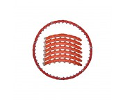 Массажный обруч Хулахуп Big Hoop (Биг Хуп) с массажными элементами (1 кг)
