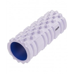 Ролик массажный Star Fit FA-503, 140х330 мм, белый/синий в интернет-магазине