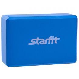 Блок для йоги Star Fit FA-101 EVA синий в интернет-магазине