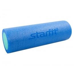 Ролик для йоги и пилатеса Star Fit FA-501, 15х45 см, синий/голубой в интернет-магазине