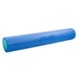 Ролик для йоги и пилатеса Star Fit FA-502, 15х90 см, синий/голубой в интернет-магазине