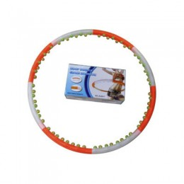 Обруч массажный Sports jS-6017 с магнитами в интернет-магазине