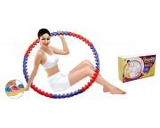 Обруч массажный Health Hoop 2 кг Passion S