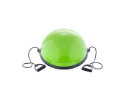 """Полусфера """"BOSU"""" GB-501 с эспандерами, с насосом, зеленыйStarfit"""