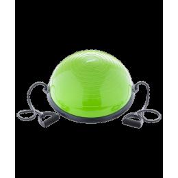 """Полусфера """"BOSU"""" GB-501 с эспандерами, с насосом, зеленыйStarfit в интернет-магазине"""