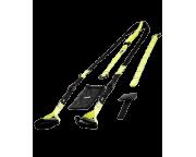 Тренировочные петли FA-701, черный/зеленыйStarfit