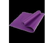 Коврик для йоги FM-103, PVC HD, 173 x 61 x 0,6 см, фиолетовыйStarfit