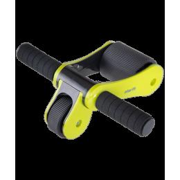Ролик для пресса RL-108, складной, черно-зеленыйStarfit в интернет-магазине