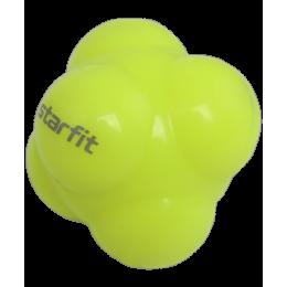 Мяч реакционный RB-301, ярко-зеленыйStarfit в интернет-магазине