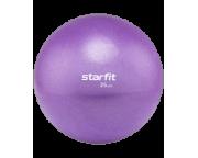 Мяч для пилатеса GB-902, 25 см, фиолетовый Starfit