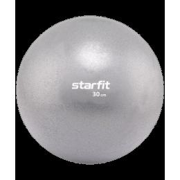 Мяч для пилатеса GB-902, 30 см, серый Starfit в интернет-магазине