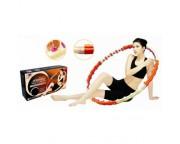 Массажный обруч с магнитами Jemimah Health Hoop (1,7 кг)