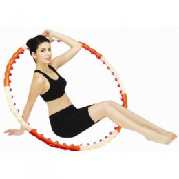 Массажный обруч Magnetic Health Hoop III (1,2 кг) в интернет-магазине