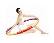Тяжелый обруч для похудения Passion Health Hoop (2,8 кг)
