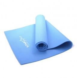 Коврик для йоги и фитнеса Star Fit (173х61х0,5см) синий в интернет-магазине